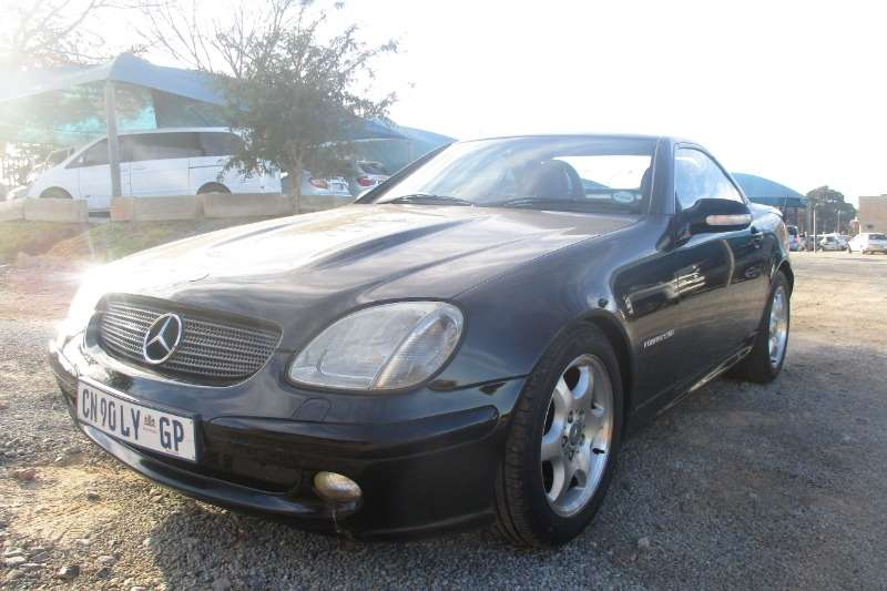 Mercedes Benz 180B 200 kompressor 2004