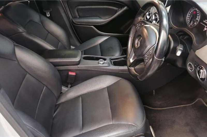 Mercedes Benz 180B 2013