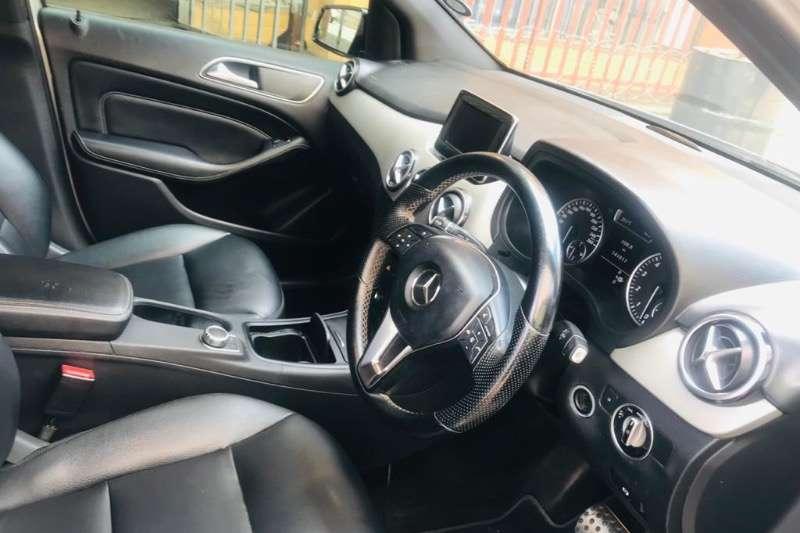 Mercedes Benz 180B B180 2013