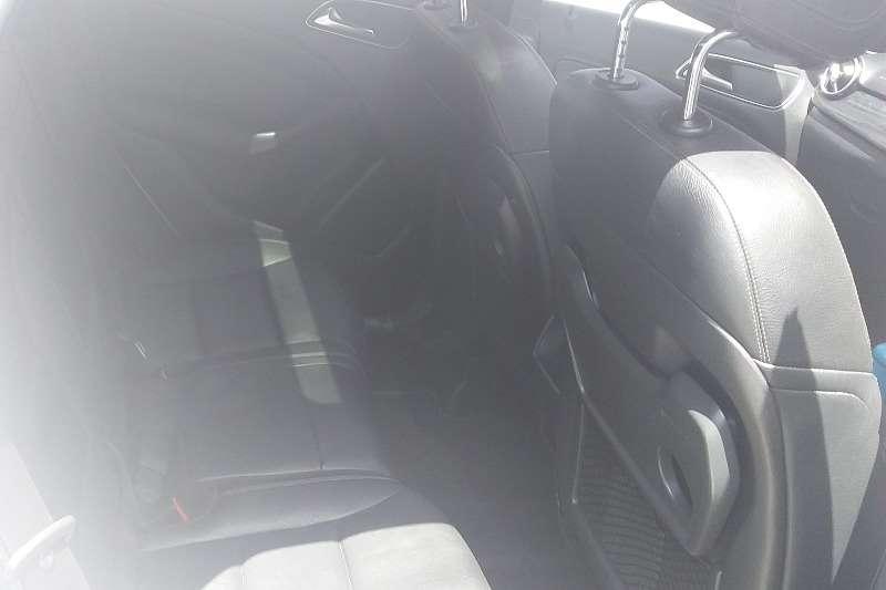 Mercedes Benz 180B B200 Automatic 2014
