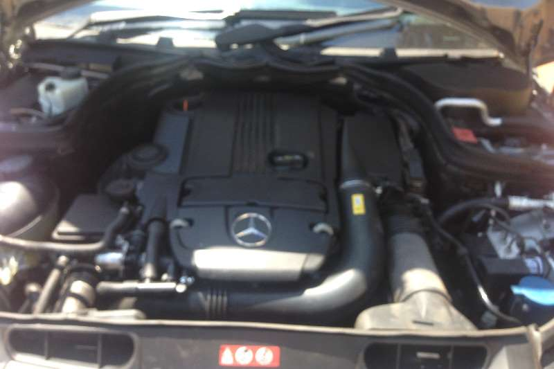 Mercedes Benz 180B C200 2011