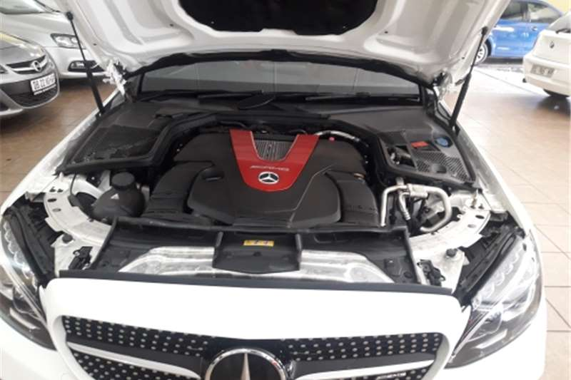 Mercedes Benz 180B C43 AMG 4Matic 2018