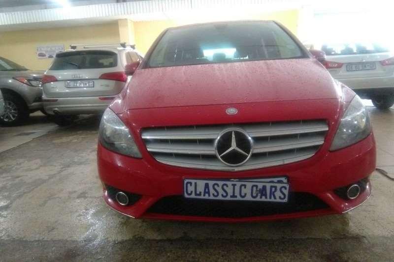 Mercedes Benz 180B cdi 2013