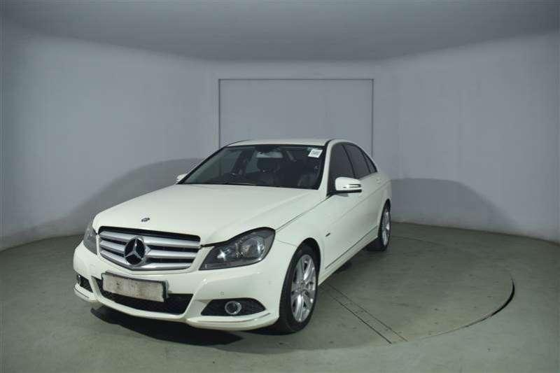 Mercedes Benz 180B CDi AVANTGRADE A/T 2012