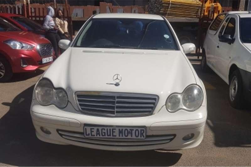 Used 2007 Mercedes Benz 180C