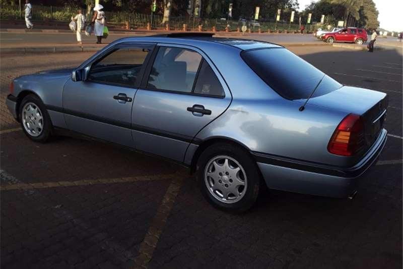 Mercedes Benz 180C 1995
