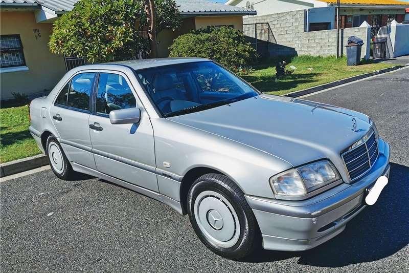 Mercedes Benz 180C 1998