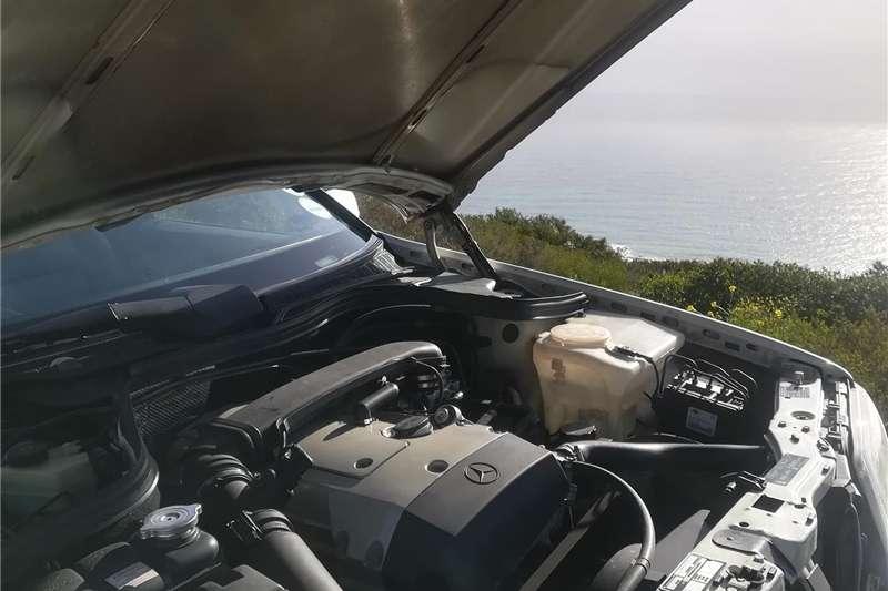 Mercedes Benz 180C 2000