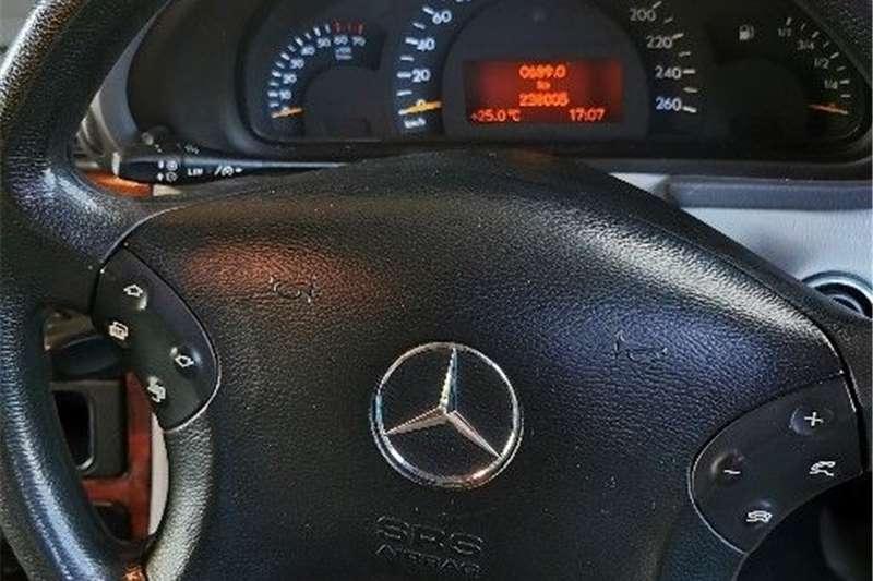 Mercedes Benz 180C 2002