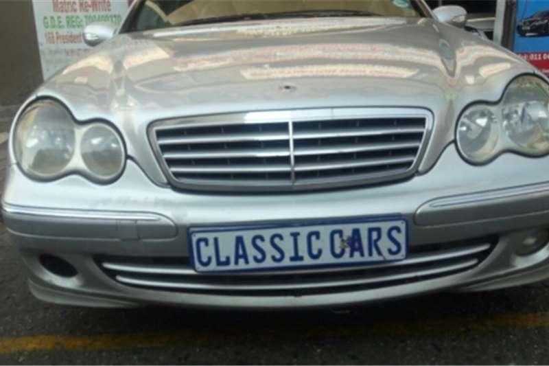 Mercedes Benz 180C 2005