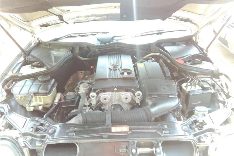 Mercedes Benz 180C 2006