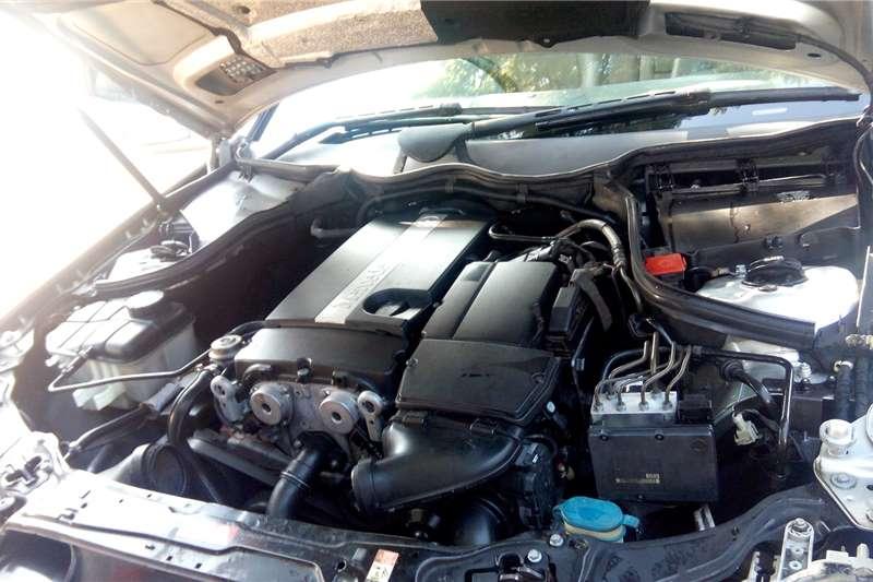 Mercedes Benz 180C 2007
