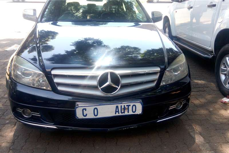Mercedes Benz 180C 2009