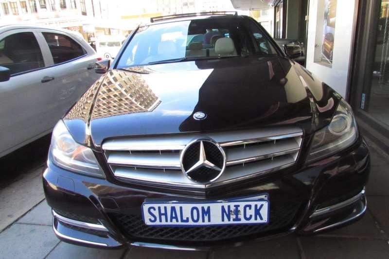 Mercedes Benz 180C 2012