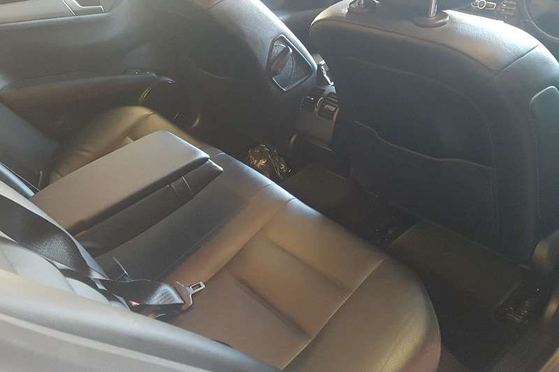 Mercedes Benz 180C 2013