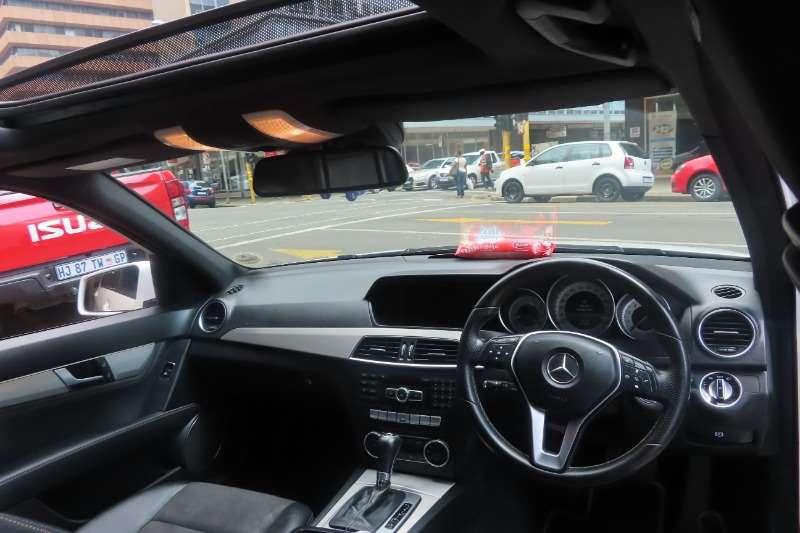 Mercedes Benz 180C 2014