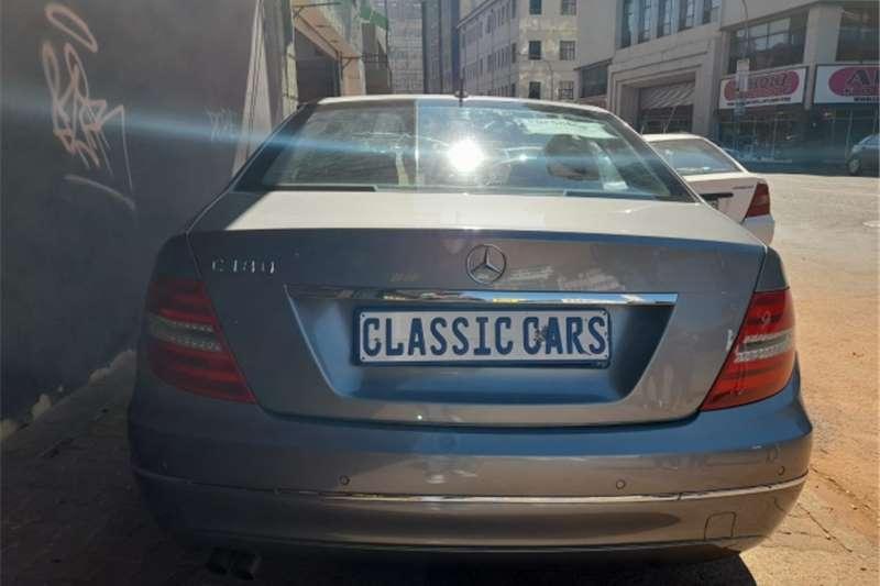Used 2014 Mercedes Benz 180C