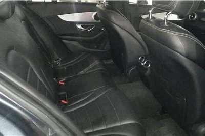 Mercedes Benz 180C 2015