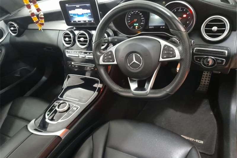 Used 2017 Mercedes Benz 180C