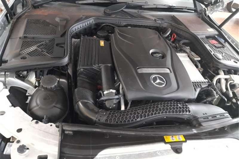Mercedes Benz 180C 2017