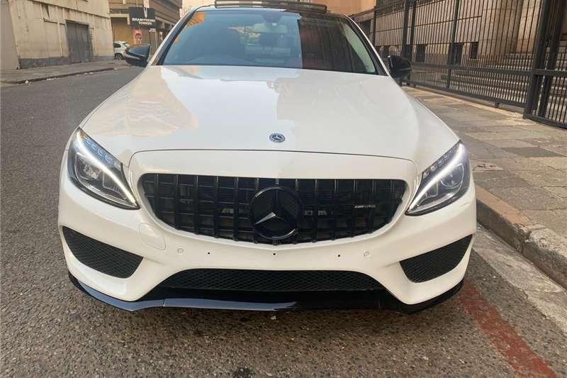 Mercedes Benz 180C 2018