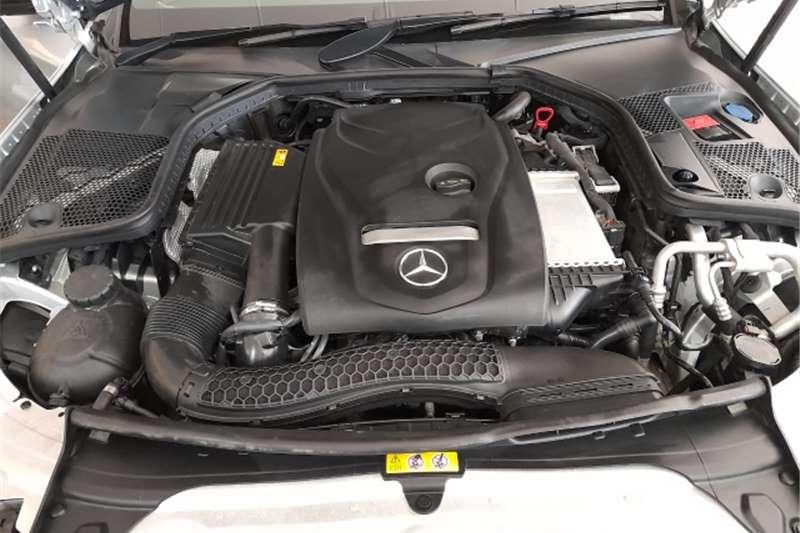 Used 2018 Mercedes Benz 180C