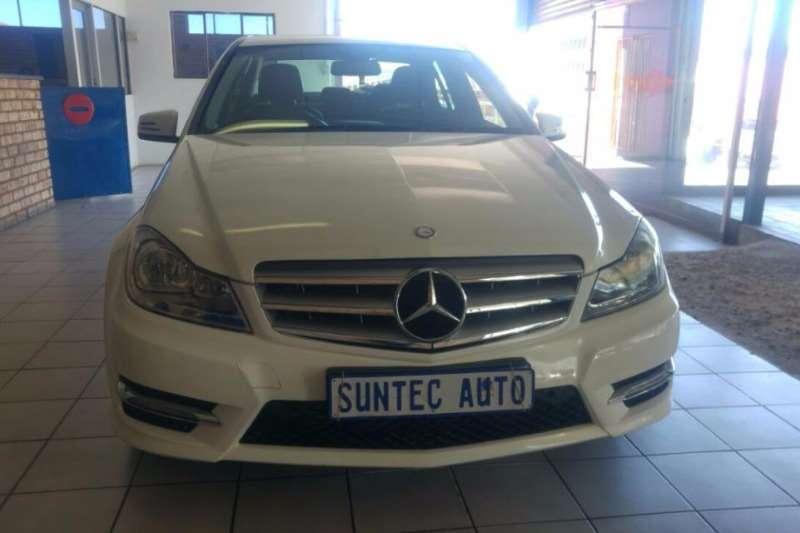 Mercedes Benz 180C 5DOOR 2013
