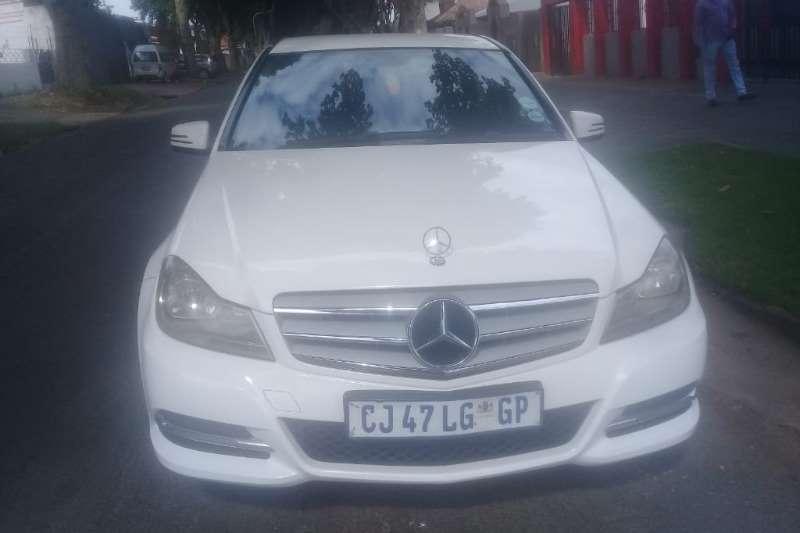 Mercedes Benz 180C A CLASS 2013