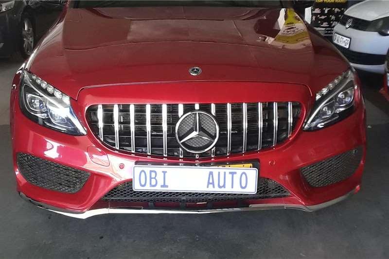 Mercedes Benz 180C AMG 2018