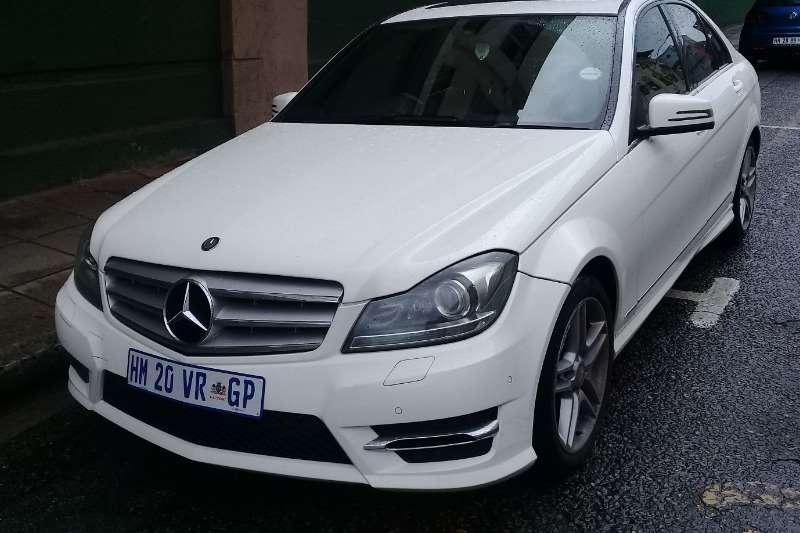 Mercedes Benz 180C AMG Line 2013