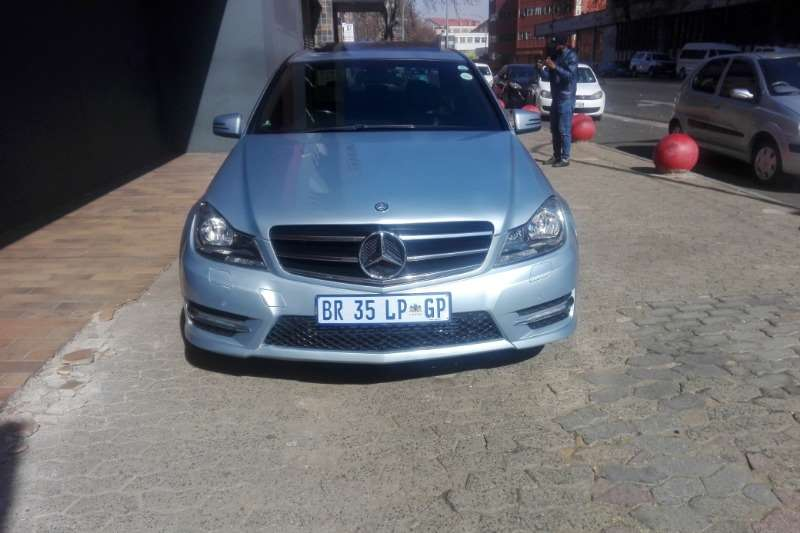 Mercedes Benz 180C AMG Pack Automatic 2012