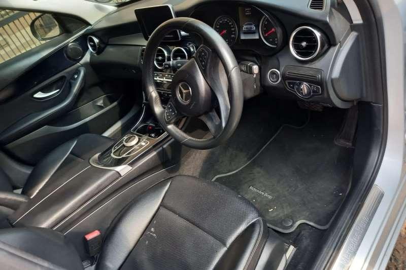 Mercedes Benz 180C Automatic 2017