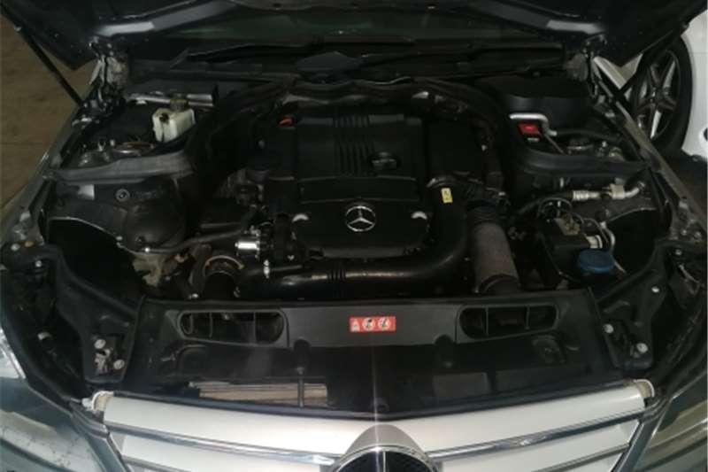 Mercedes Benz 180C Automatic petrol 2014
