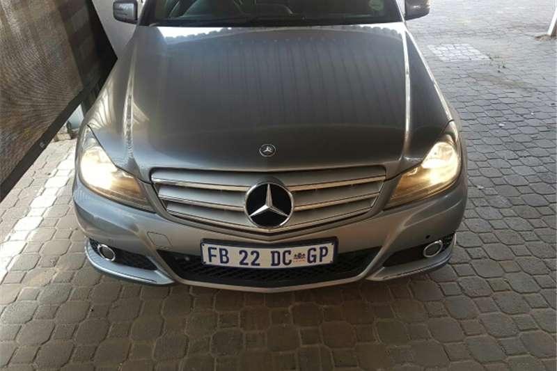 Mercedes Benz 180C c class C200 CGi 2013