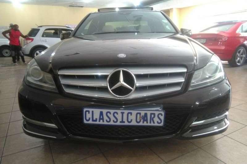 Mercedes Benz 180C c classs 2012