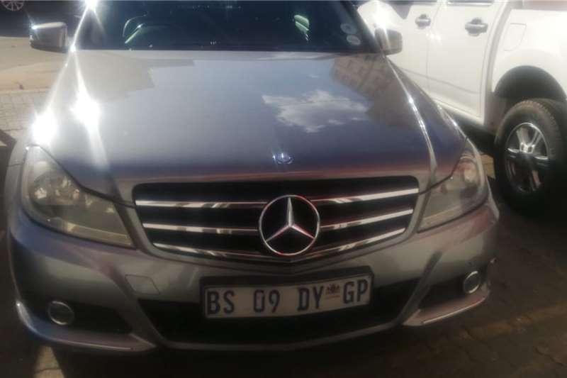 Mercedes Benz 180C C180 2013