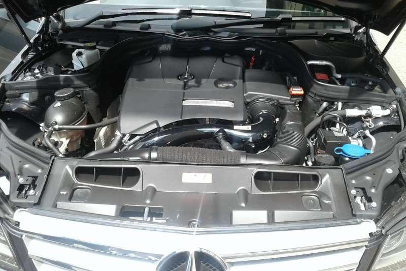 Mercedes Benz 180C c180 2014