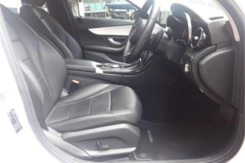 Mercedes Benz 180C C180 2016