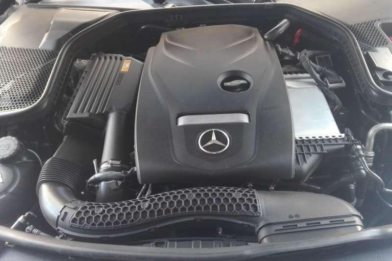 Mercedes Benz 180C c180 2017