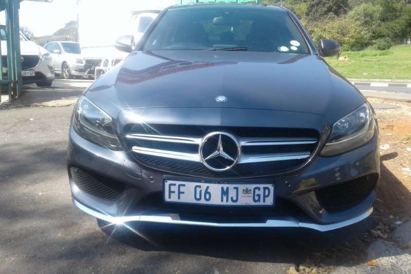 Mercedes Benz 180C C180 W205 2016