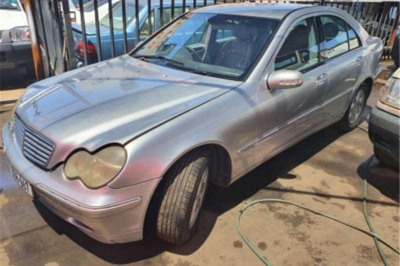 2002 Mercedes Benz 1