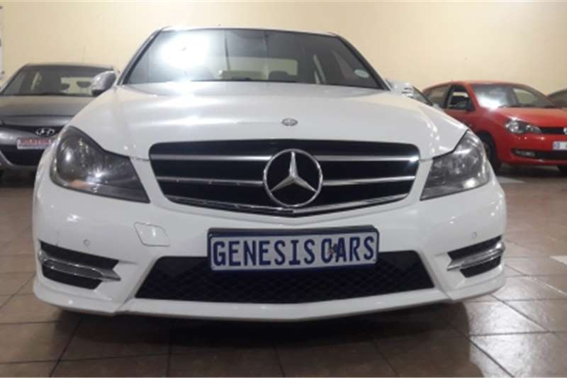 Mercedes Benz 180C Edition C 2015
