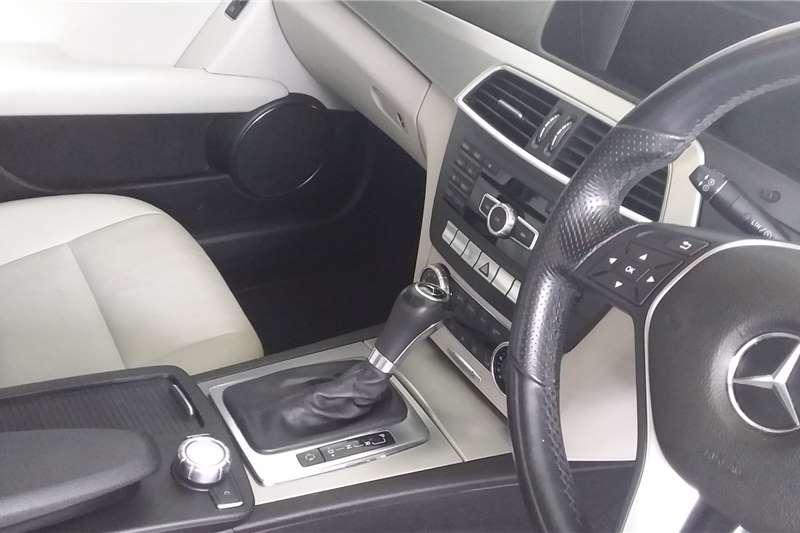 2011 Mercedes Benz 180C