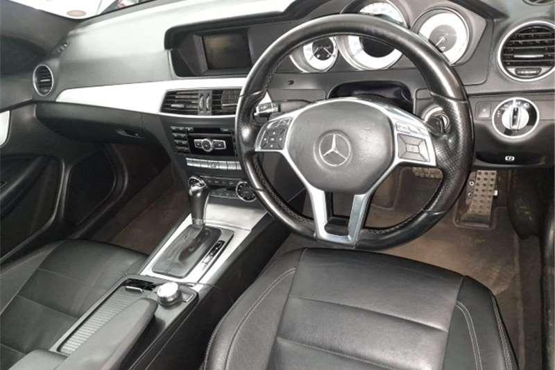 2012 Mercedes Benz 180C