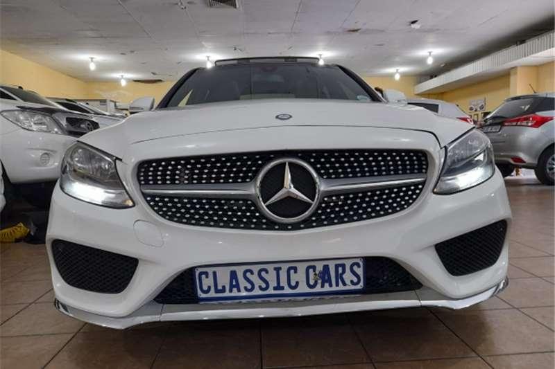 2015 Mercedes Benz 180C