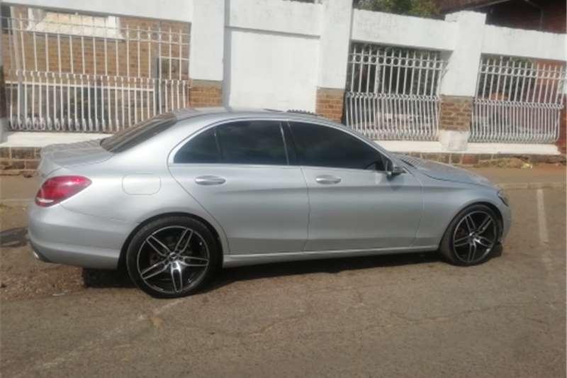 2016 Mercedes Benz 180C