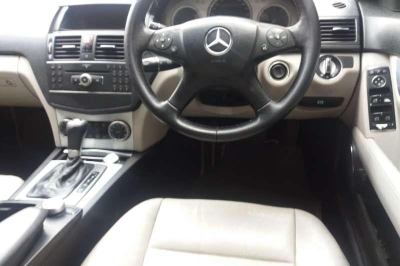 2008 Mercedes Benz 180C