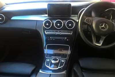 Mercedes Benz 180C Mercedes Benz C-180 2017