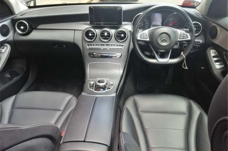 2018 Mercedes Benz 180C