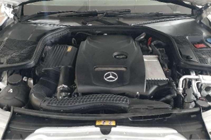 Mercedes Benz 180C Mercedes Benz C180 W05 auto 2017